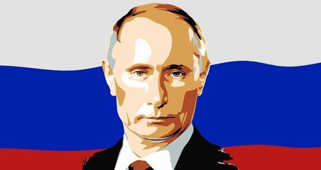 Putins Botschaft an die Welt