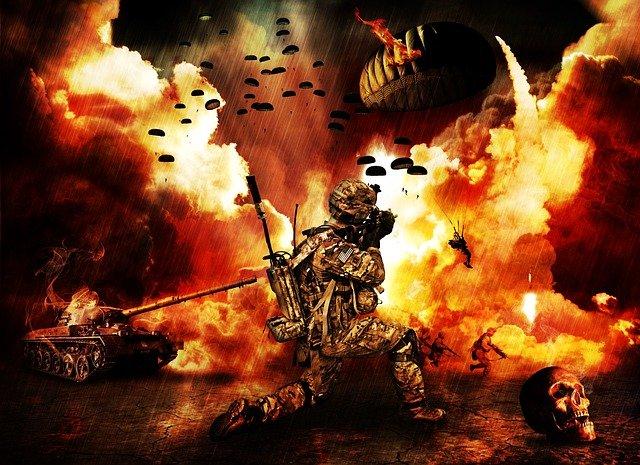 You are currently viewing Ist Amerikas Zukunft ein Bürgerkrieg? Wird es ein Weltkrieg werden?