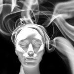 """""""Linderung von Angstsymptomen"""" mit Graphenoxid; es ist in Millionen von Masken enthalten"""