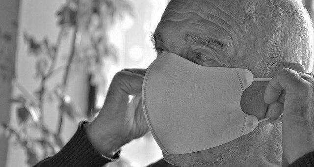COVID-19 ist der Mord an alten Menschen