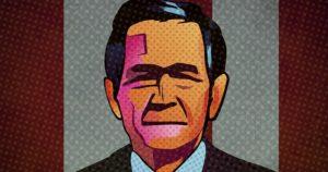 Read more about the article Was sah US-Präsident George W. Bush am Morgen des 11. September 2001?