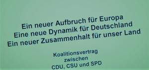 """Strafrecht im Koalitionsvertrag – Frisst das """"Grokodil"""" den Rechtsstaat?"""