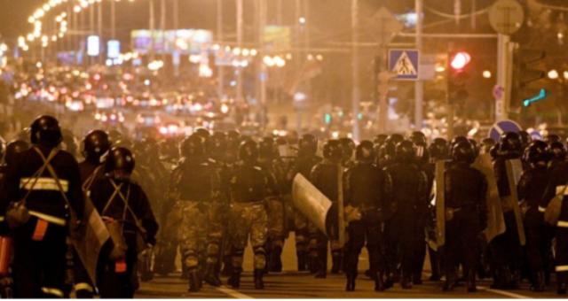 Ein kurzes Update zu den Ereignissen in Weißrussland
