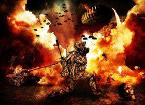 Ist Amerikas Zukunft ein Bürgerkrieg? Wird es ein Weltkrieg werden?